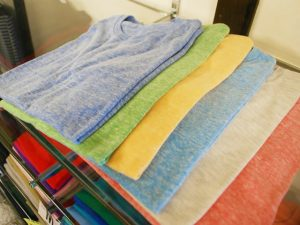 Best fabrics for dye-sublimation printing