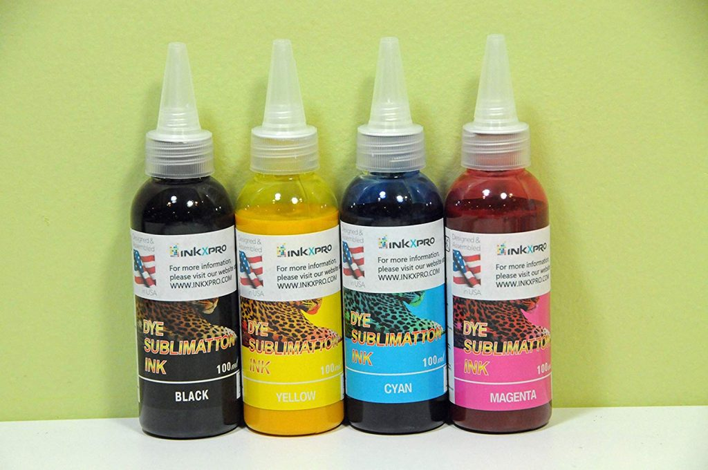 INKXPRO Sublimation Ink