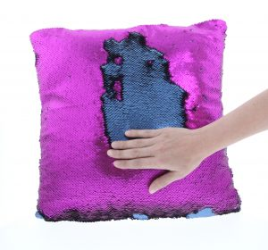 sequins pillowcase