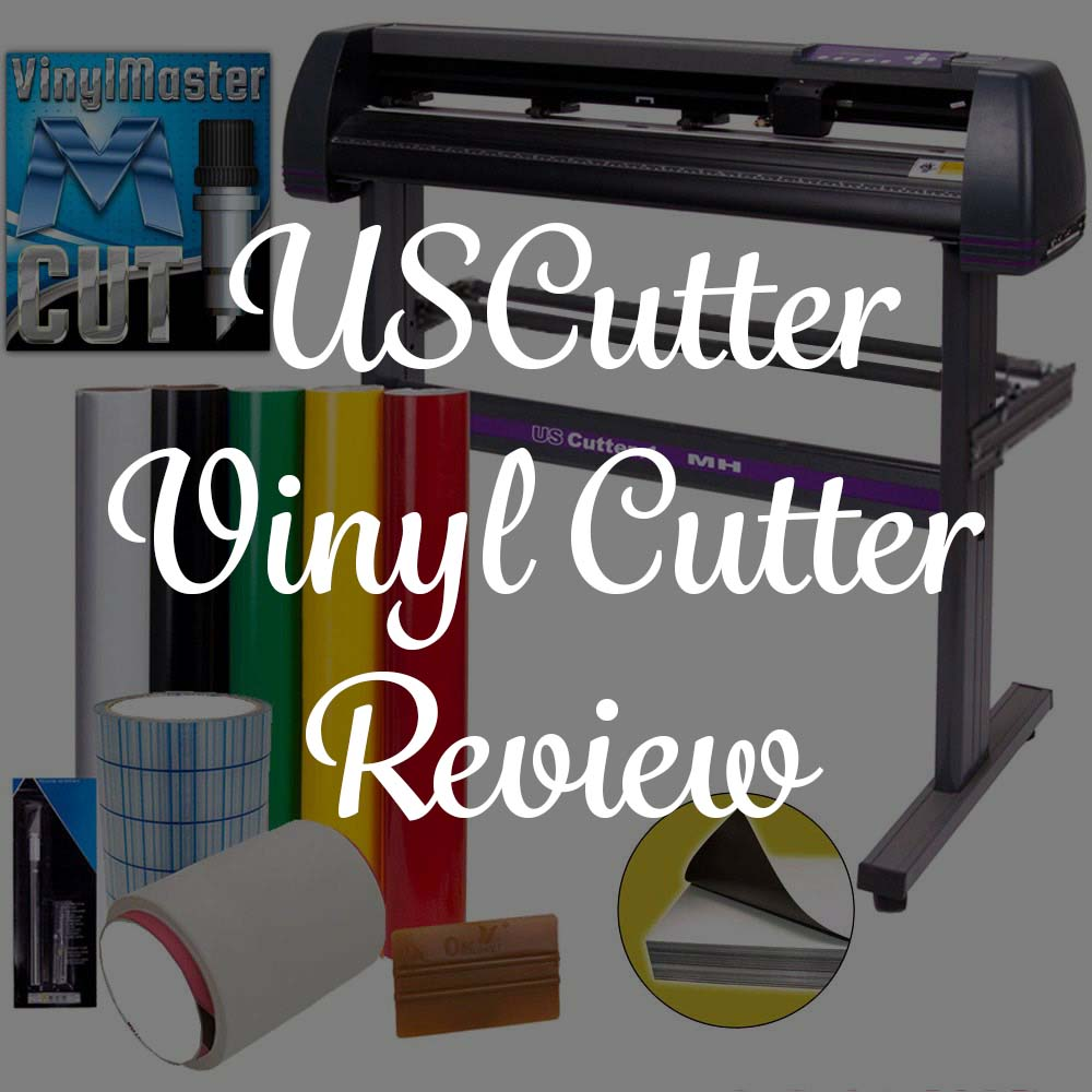USCutter Vinyl Cutter Review